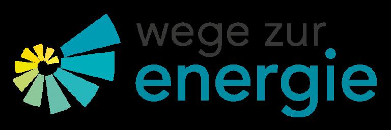Logo wege zur energie Ausbildung