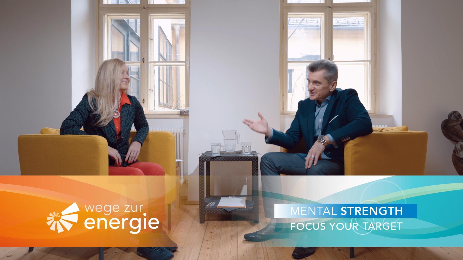 Unternehmensvorstellung Mental Strength - wege zur energie